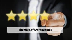 Fokusthema Softwarequalität