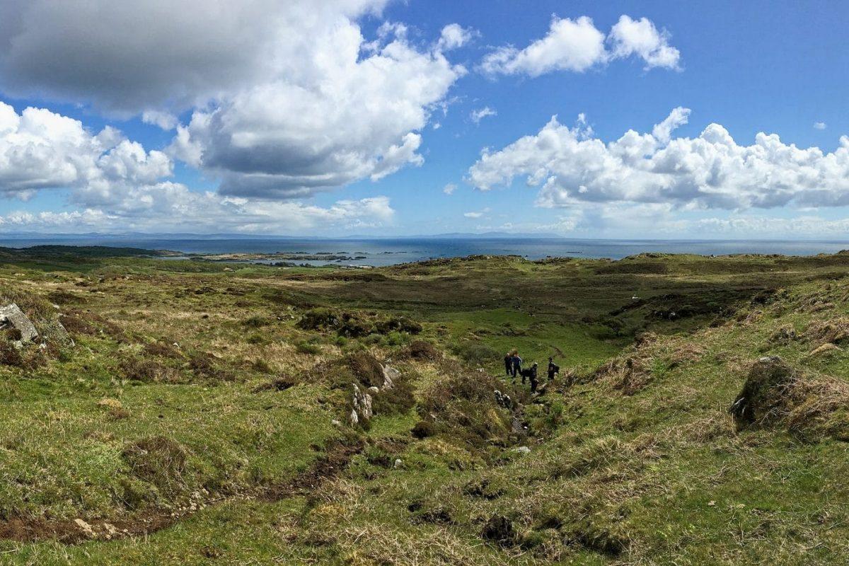 Wandern auf Islay