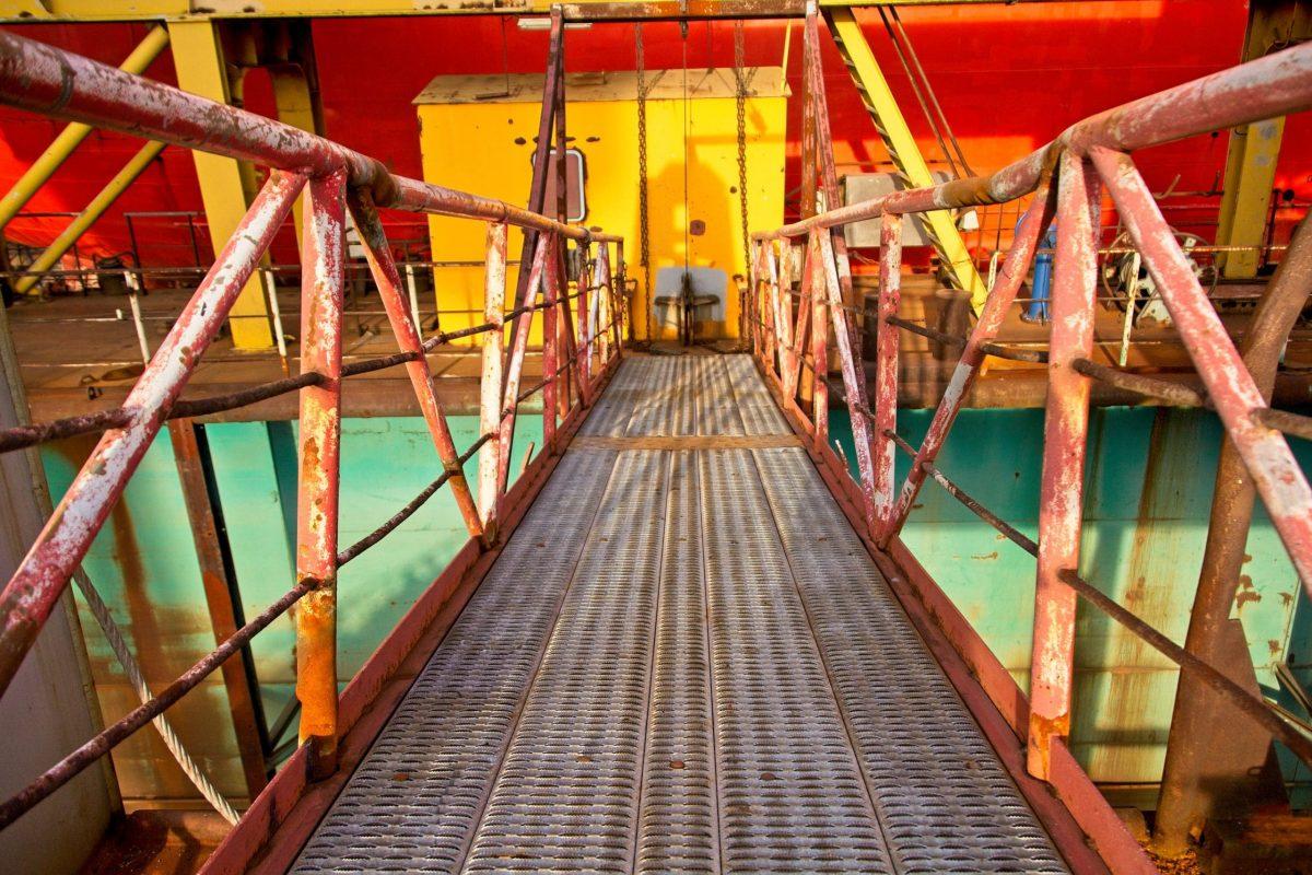 Werftbrücke